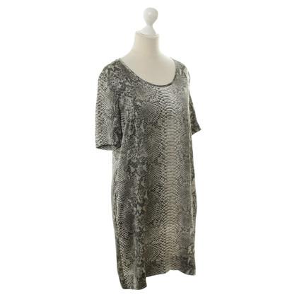 Stella McCartney Silk dress with pattern