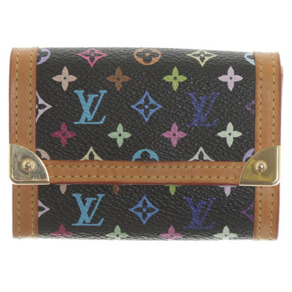 Louis Vuitton Wallet with Multicolore Canvas