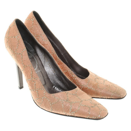 Casadei pumps in Lachsrosé