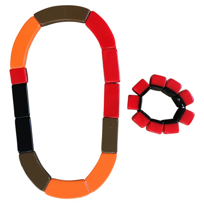 Marni for H&M Chain and bracelet