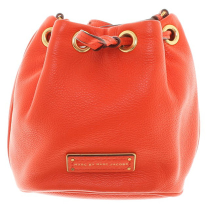 Marc Jacobs Schoudertas in oranje
