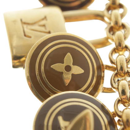 Louis Vuitton Key pendant with lobster clasp