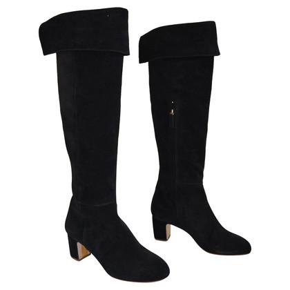 Rupert Sanderson stivali di camoscio
