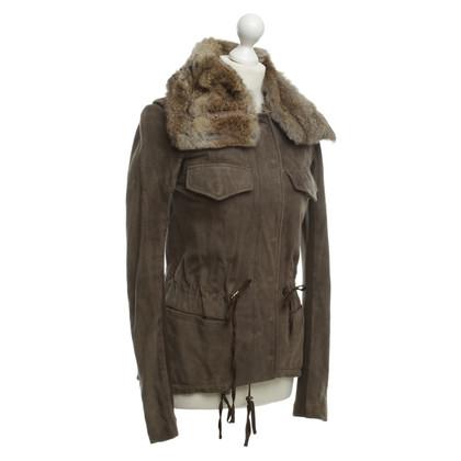 Andere Marke Veda - Jacke mit Pelz