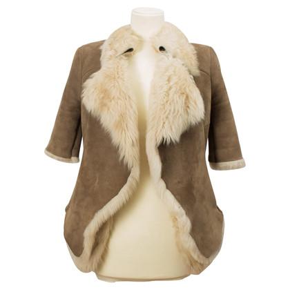 Marni Sheepskin coat