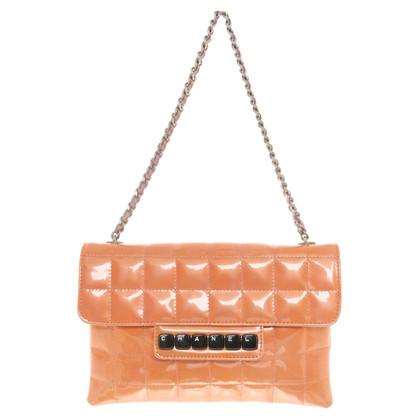 Chanel Flap Bag in Orange