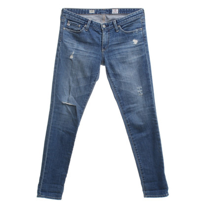 Adriano Goldschmied Jeans in used look