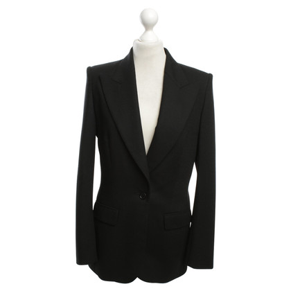 The Row Blazer in Black