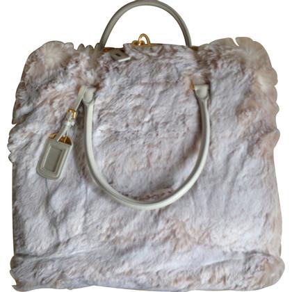 Prada Travel bag in coat patterns