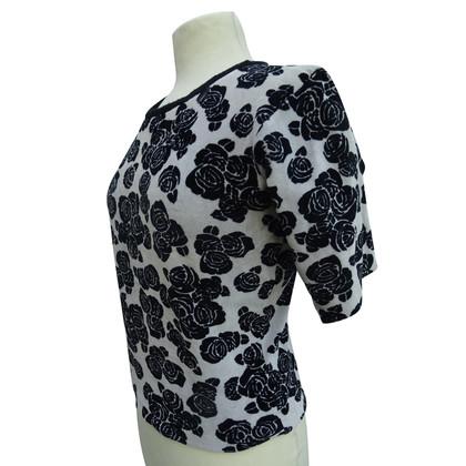 Sonia Rykiel Sweaters made of velvet