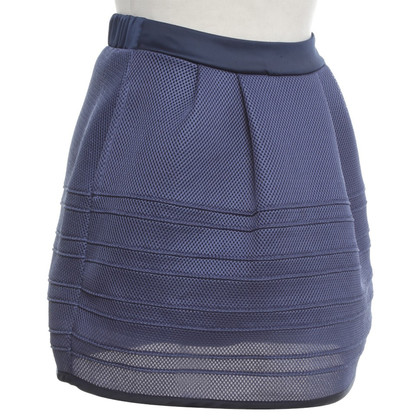 Maje skirt in blue