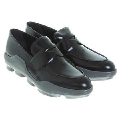 Prada Pantofole in nero
