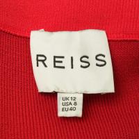 Reiss Rock in Red