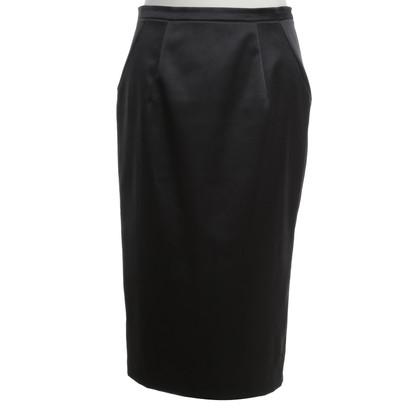D&G Pencil skirt in black