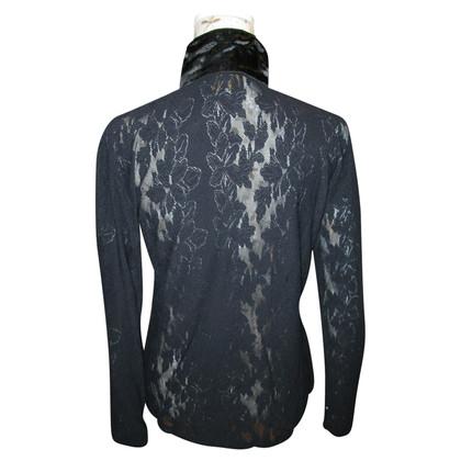 MCM Black Lace shirt