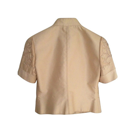 Valentino Embroidered silk Blazer