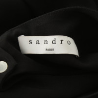 Sandro Robe en noir