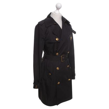 Ralph Lauren Trenchcoat in zwart