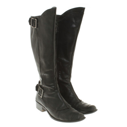 Max Mara Boots in Black