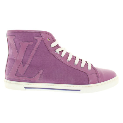 Louis Vuitton Trainers in Violet