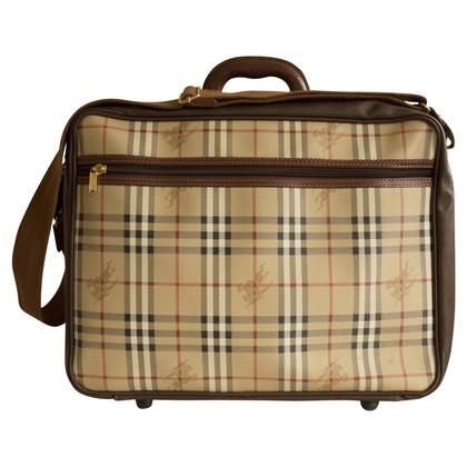 Burberry Vintage Suitcase