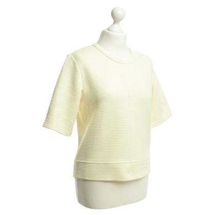 Sandro T-shirt in giallo