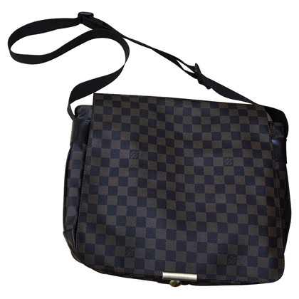 "Louis Vuitton ""Bastille Damier Ebene Canvas"""