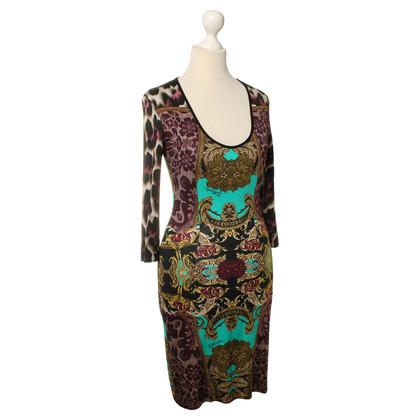Just Cavalli Pattern print dress