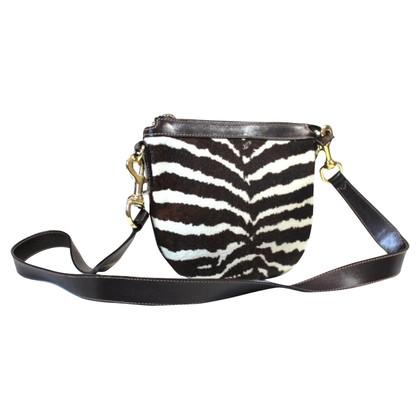Gucci Umhängetasche im Zebra-Look