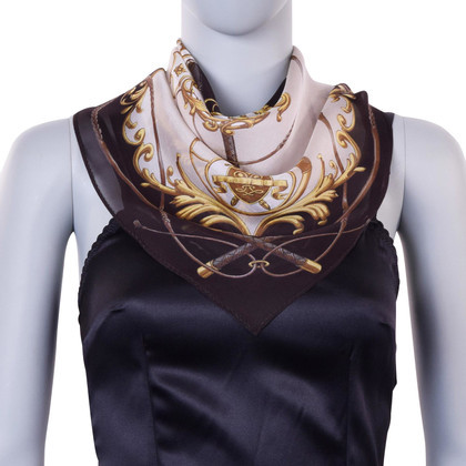 D&G sciarpa di seta