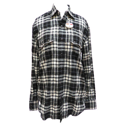 Saint Laurent Camicia a quadri