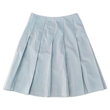 Prada Lichtblauwe rok