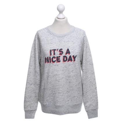 Closed Sweatshirt in Grey