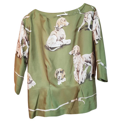 Semi Couture Blouse with pattern