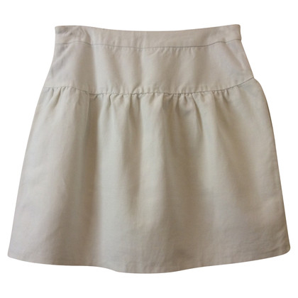 Comptoir des Cotonniers skirt in white