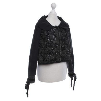 Philosophy di Alberta Ferretti Jacket with sequins