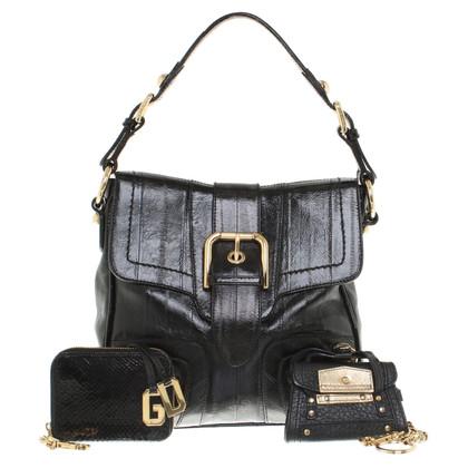 Dolce & Gabbana Handtas in zwart