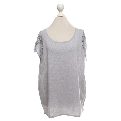 Bloom Knit shirt in grey