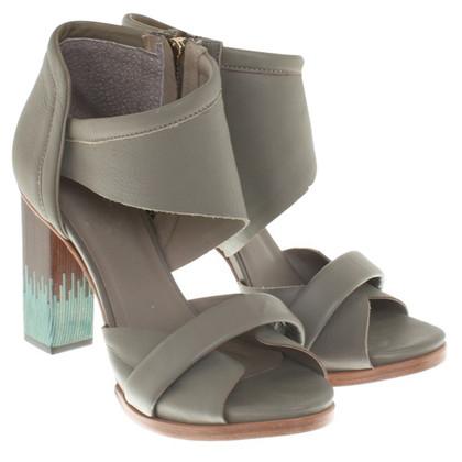 Finsk Leather sandals