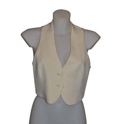 Giorgio Armani short waistcoat