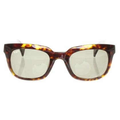 Tod's Sonnenbrille in Braun