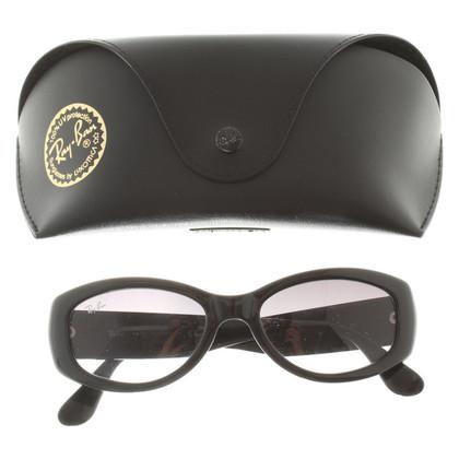 Ray Ban Schwarze Sonnenbrille