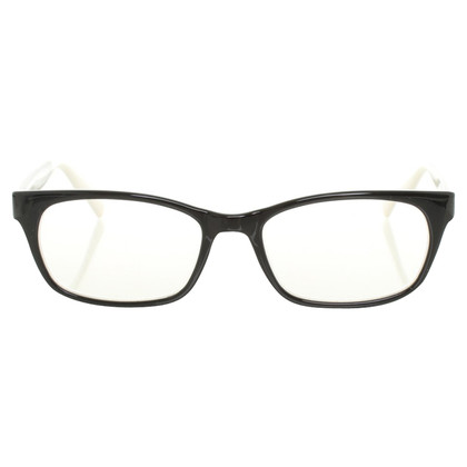 Ralph Lauren Glasses in black / white
