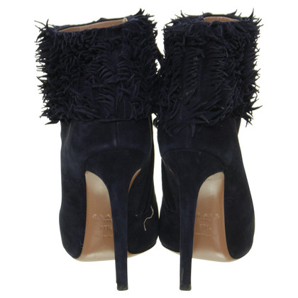 Alaïa Ankle boots in dark blue