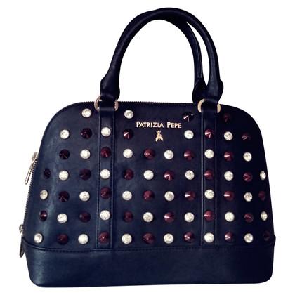 Patrizia Pepe handbag with precious stones