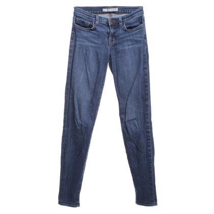 J Brand Skinny Jeans dans le bleu