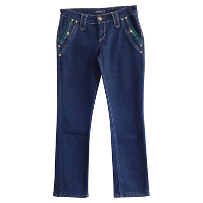 Gucci blue jeans