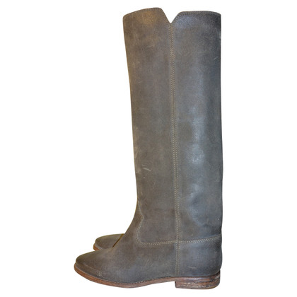 Isabel Marant Boots in Taupe