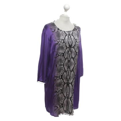 Riani Dress with reptile print
