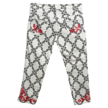 Isabel Marant Jeans with patterns